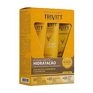 Kit Home Care com Hidratação - Trivitt