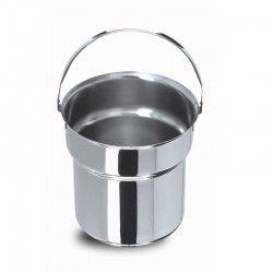 Balde para água em Inox 5 litros - Marcatto Fortinox