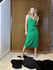 Vestido verde - P