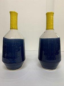 Vaso grande em porcelana