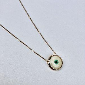 Corrente Dourada Olho Grego
