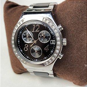 Relógio Swatch Pulseira Prata