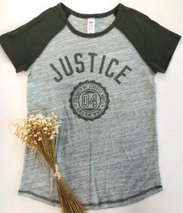 T-shirt Justice