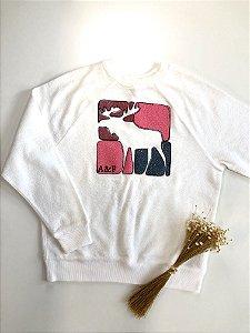 Blusa de lã A&F