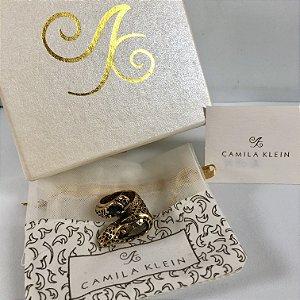 Camila Klein - anel duplo