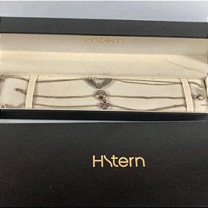 HStern - conjuto corrente e pulseiras