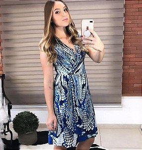 Le Lis Blanc - vestido azul