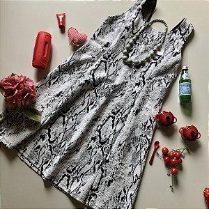 Vestido estampado Zinzane