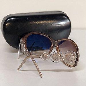 Óculos  perolado