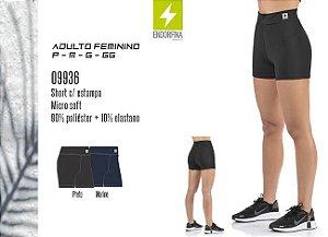 Short Feminino Esportivo Basic c/ Estampa