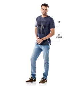 Camiseta Estampa AND TZE