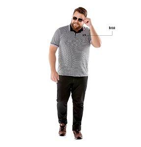 Camisa Polo Listy Plus TZE