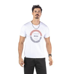 Camiseta Estampa Logo No Stress