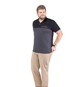 Camisa Polo Recorte Plus TZE