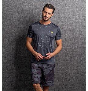 Camiseta Dry Estampa Constelação Masculino Endorfina