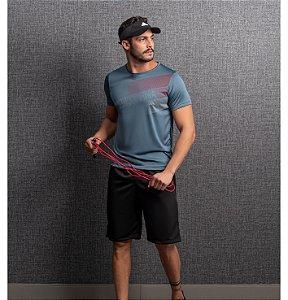 Camiseta Dry Estampa Logo Masculino Endorfina