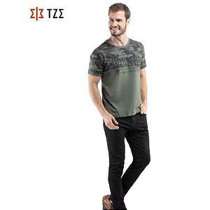 Camiseta Estampada TZE