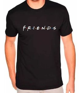 Camiseta Friends Série