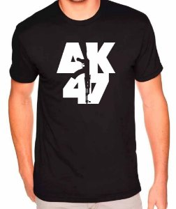 Camiseta Counter-Strike - Ak-47