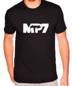Camiseta Counter-Strike - Mp7