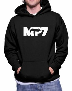Moletom com Capuz - Counter-Strike - MP7