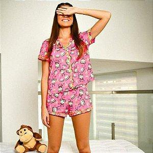 Pijama Believe macaco
