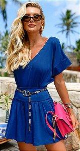 Conjunto Laurie Azul Marinho