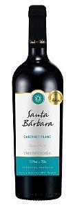 Santa Bárbara Cabernet Franc safra 2020