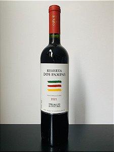 Cordilheira de Santana Reserva dos Pampas Tinto safra 2021 (pinot noir, cabernet sauvignon, tannat)