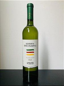 Cordilheira de Santana Reserva dos Pampas Branco (sauvignon blanc, chardonnay e gewurztraminer)