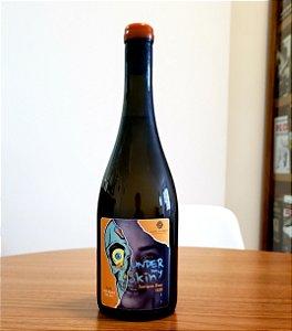 Arte da Vinha Under My Skin Vinho Laranja Sauvignon Blanc safra 2020