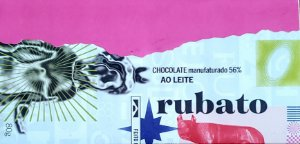 Rubato Chocolate Ao Leite 56% 80g