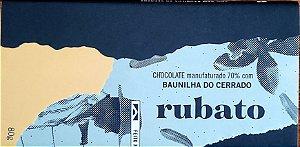 Rubato Chocolate 70% com Baunilha do Cerrado  80g
