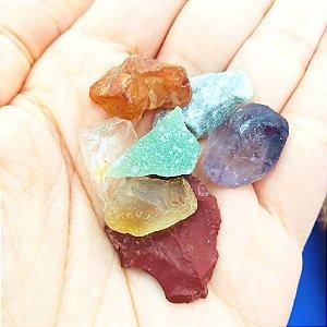 Kit Pedras dos Chakras