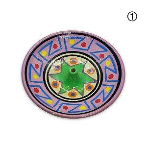 Incensário Cerâmica