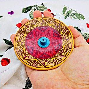 Incensário Cerâmica Peruano