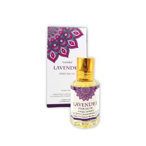 Óleo Perfume Lavanda - Goloka