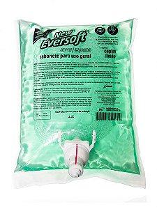 Sabonete Espuma Refil 1.200 ml Oleak Capim Limão