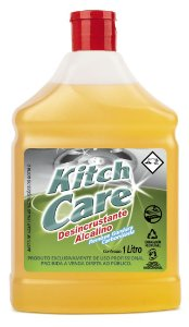Detergente Desincrustante Kitch Care