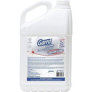 Limpador Desinfetante Garra Oxiativo 5L