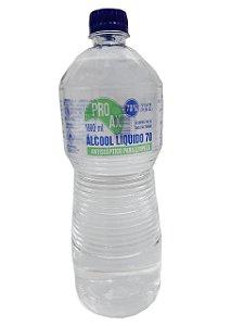 Álcool Líquido 70% para Limpeza Pro Ax