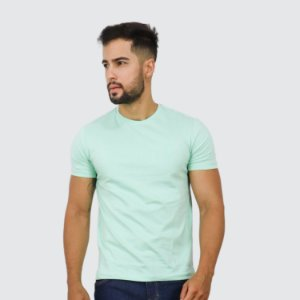 Camisa Masculina Evance Gola Careca REF.:AL3316