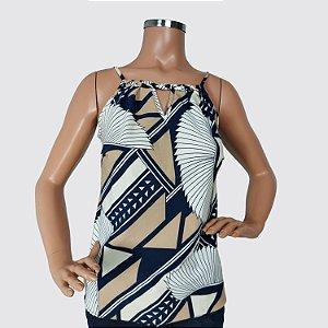 Blusa Feminina Milnebay estampada REF.:L5830