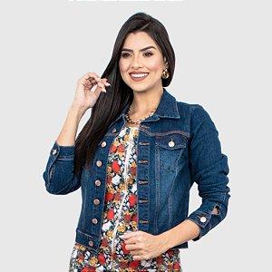 Jaqueta Jeans Feminina Evance REF.:M8004