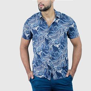 Camisa Pacific Blue REF.:66311