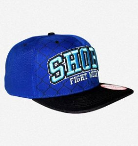 Boné Shobo Snapback Azul