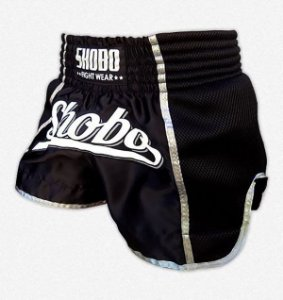 Short Muay Thai Black