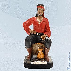 CIGANO PABLO (camisa vermelha)