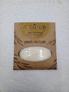 SAIS DE BANHO AMOR EM FLOR