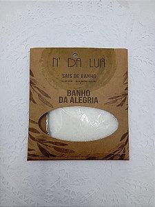 SAIS DE BANHO - BANHO DA ALEGRIA
